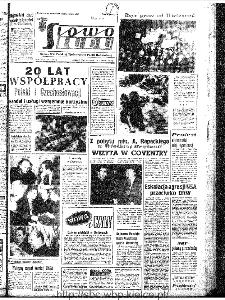 Słowo Ludu : organ Komitetu Wojewódzkiego Polskiej Zjednoczonej Partii Robotniczej, 1967, R.19, nr 58