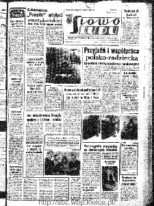 Słowo Ludu : organ Komitetu Wojewódzkiego Polskiej Zjednoczonej Partii Robotniczej, 1967, R.19, nr 64