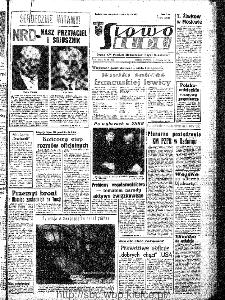 Słowo Ludu : organ Komitetu Wojewódzkiego Polskiej Zjednoczonej Partii Robotniczej, 1967, R.19, nr 73