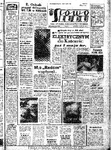 Słowo Ludu : organ Komitetu Wojewódzkiego Polskiej Zjednoczonej Partii Robotniczej, 1967, R.19, nr 78