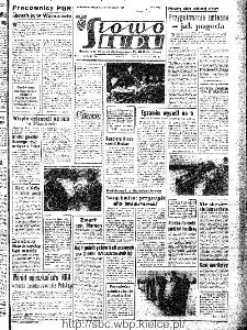 Słowo Ludu : organ Komitetu Wojewódzkiego Polskiej Zjednoczonej Partii Robotniczej, 1967, R.19, nr 81