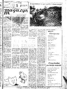 Słowo Ludu : organ Komitetu Wojewódzkiego Polskiej Zjednoczonej Partii Robotniczej, 1967, R.19, nr 84 (magazyn)