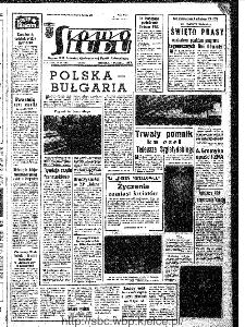 Słowo Ludu : organ Komitetu Wojewódzkiego Polskiej Zjednoczonej Partii Robotniczej, 1967, R.19, nr 92