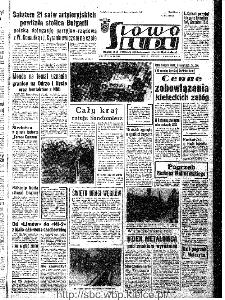 Słowo Ludu : organ Komitetu Wojewódzkiego Polskiej Zjednoczonej Partii Robotniczej, 1967, R.19, nr 94