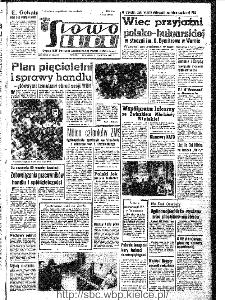 Słowo Ludu : organ Komitetu Wojewódzkiego Polskiej Zjednoczonej Partii Robotniczej, 1967, R.19, nr 96