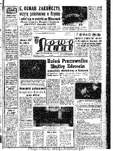 Słowo Ludu : organ Komitetu Wojewódzkiego Polskiej Zjednoczonej Partii Robotniczej, 1967, R.19, nr 99