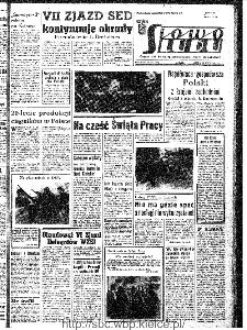 Słowo Ludu : organ Komitetu Wojewódzkiego Polskiej Zjednoczonej Partii Robotniczej, 1967, R.19, nr 109
