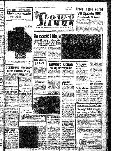 Słowo Ludu : organ Komitetu Wojewódzkiego Polskiej Zjednoczonej Partii Robotniczej, 1967, R.19, nr 110