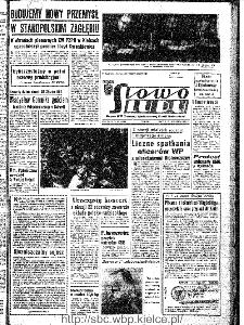 Słowo Ludu : organ Komitetu Wojewódzkiego Polskiej Zjednoczonej Partii Robotniczej, 1967, R.19, nr 111