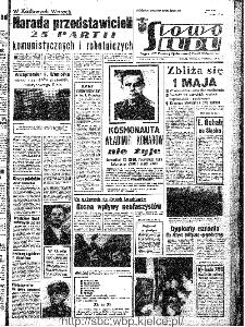 Słowo Ludu : organ Komitetu Wojewódzkiego Polskiej Zjednoczonej Partii Robotniczej, 1967, R.19, nr 115