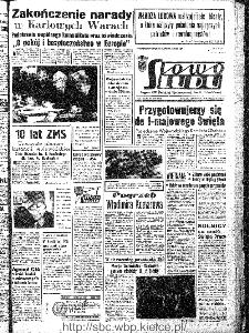 Słowo Ludu : organ Komitetu Wojewódzkiego Polskiej Zjednoczonej Partii Robotniczej, 1967, R.19, nr 117