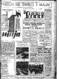 Słowo Ludu : organ Komitetu Wojewódzkiego Polskiej Zjednoczonej Partii Robotniczej, 1967, R.19, nr 121