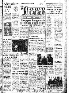 Słowo Ludu : organ Komitetu Wojewódzkiego Polskiej Zjednoczonej Partii Robotniczej, 1967, R.19, nr 124