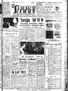 Słowo Ludu : organ Komitetu Wojewódzkiego Polskiej Zjednoczonej Partii Robotniczej, 1967, R.19, nr 131