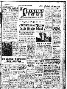 Słowo Ludu : organ Komitetu Wojewódzkiego Polskiej Zjednoczonej Partii Robotniczej, 1967, R.19, nr 156