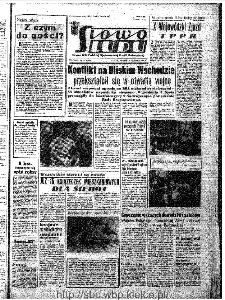 Słowo Ludu : organ Komitetu Wojewódzkiego Polskiej Zjednoczonej Partii Robotniczej, 1967, R.19, nr 157