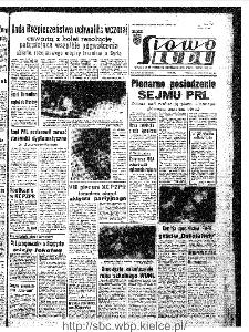 Słowo Ludu : organ Komitetu Wojewódzkiego Polskiej Zjednoczonej Partii Robotniczej, 1967, R.19, nr 164