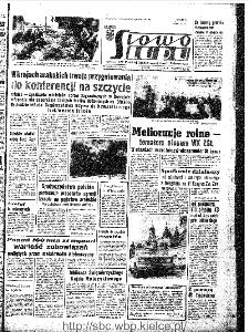 Słowo Ludu : organ Komitetu Wojewódzkiego Polskiej Zjednoczonej Partii Robotniczej, 1967, R.19, nr 167