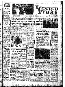 Słowo Ludu : organ Komitetu Wojewódzkiego Polskiej Zjednoczonej Partii Robotniczej, 1967, R.19, nr 169