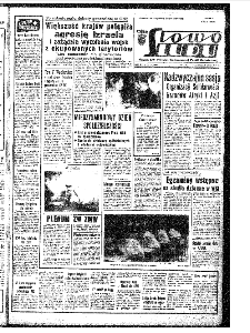 Słowo Ludu : organ Komitetu Wojewódzkiego Polskiej Zjednoczonej Partii Robotniczej, 1967, R.19, nr 183
