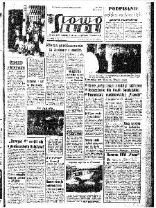 Słowo Ludu : organ Komitetu Wojewódzkiego Polskiej Zjednoczonej Partii Robotniczej, 1967, R.19, nr 199