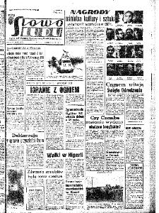Słowo Ludu : organ Komitetu Wojewódzkiego Polskiej Zjednoczonej Partii Robotniczej, 1967, R.19, nr 202