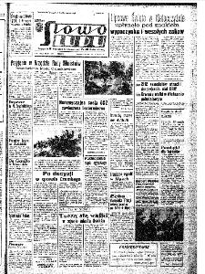 Słowo Ludu : organ Komitetu Wojewódzkiego Polskiej Zjednoczonej Partii Robotniczej, 1967, R.19, nr 205