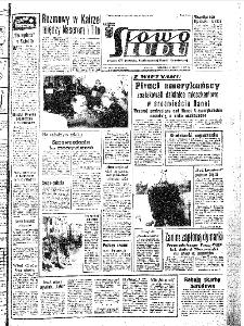 Słowo Ludu : organ Komitetu Wojewódzkiego Polskiej Zjednoczonej Partii Robotniczej, 1967, R.19, nr 225