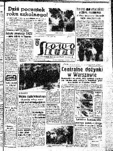 Słowo Ludu : organ Komitetu Wojewódzkiego Polskiej Zjednoczonej Partii Robotniczej, 1967, R.19, nr 247