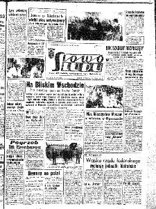Słowo Ludu : organ Komitetu Wojewódzkiego Polskiej Zjednoczonej Partii Robotniczej, 1967, R.19, nr 248