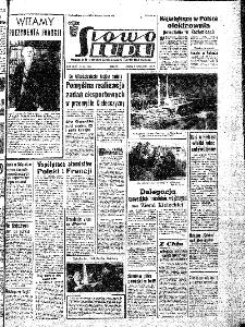 Słowo Ludu : organ Komitetu Wojewódzkiego Polskiej Zjednoczonej Partii Robotniczej, 1967, R.19, nr 249