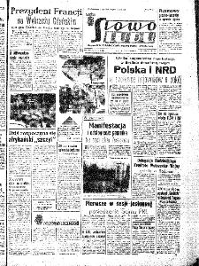 Słowo Ludu : organ Komitetu Wojewódzkiego Polskiej Zjednoczonej Partii Robotniczej, 1967, R.19, nr 254