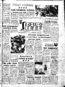 Słowo Ludu : organ Komitetu Wojewódzkiego Polskiej Zjednoczonej Partii Robotniczej, 1967, R.19, nr 258