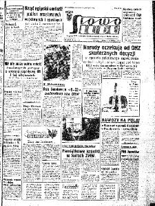 Słowo Ludu : organ Komitetu Wojewódzkiego Polskiej Zjednoczonej Partii Robotniczej, 1967, R.19, nr 263