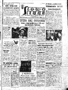 Słowo Ludu : organ Komitetu Wojewódzkiego Polskiej Zjednoczonej Partii Robotniczej, 1967, R.19, nr 264
