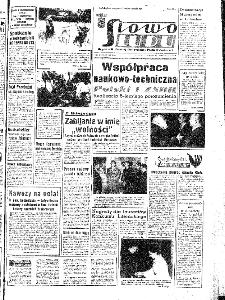 Słowo Ludu : organ Komitetu Wojewódzkiego Polskiej Zjednoczonej Partii Robotniczej, 1967, R.19, nr 265