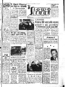 Słowo Ludu : organ Komitetu Wojewódzkiego Polskiej Zjednoczonej Partii Robotniczej, 1967, R.19, nr 267