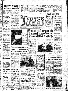 Słowo Ludu : organ Komitetu Wojewódzkiego Polskiej Zjednoczonej Partii Robotniczej, 1967, R.19, nr 269