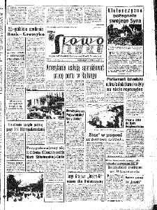 Słowo Ludu : organ Komitetu Wojewódzkiego Polskiej Zjednoczonej Partii Robotniczej, 1967, R.19, nr 270