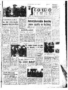 Słowo Ludu : organ Komitetu Wojewódzkiego Polskiej Zjednoczonej Partii Robotniczej, 1967, R.19, nr 271