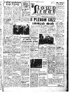 Słowo Ludu : organ Komitetu Wojewódzkiego Polskiej Zjednoczonej Partii Robotniczej, 1967, R.19, nr 278
