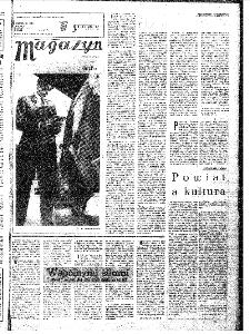Słowo Ludu : organ Komitetu Wojewódzkiego Polskiej Zjednoczonej Partii Robotniczej, 1967, R.19, nr 280 (magazyn)