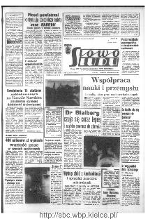 Słowo Ludu : organ Komitetu Wojewódzkiego Polskiej Zjednoczonej Partii Robotniczej, 1968, R.20, nr 5