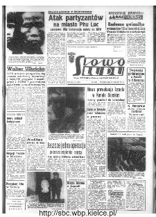 Słowo Ludu : organ Komitetu Wojewódzkiego Polskiej Zjednoczonej Partii Robotniczej, 1968, R.20, nr 8