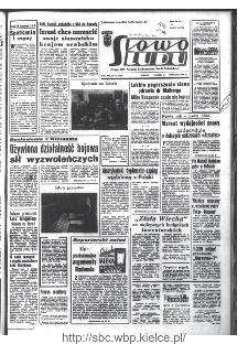 Słowo Ludu : organ Komitetu Wojewódzkiego Polskiej Zjednoczonej Partii Robotniczej, 1968, R.20, nr 12