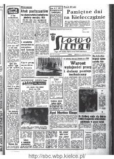 Słowo Ludu : organ Komitetu Wojewódzkiego Polskiej Zjednoczonej Partii Robotniczej, 1968, R.20, nr 14