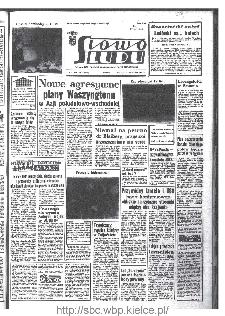Słowo Ludu : organ Komitetu Wojewódzkiego Polskiej Zjednoczonej Partii Robotniczej, 1968, R.20, nr 15