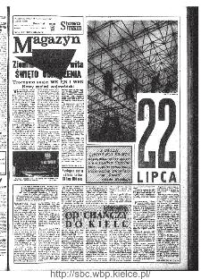 Słowo Ludu : organ Komitetu Wojewódzkiego Polskiej Zjednoczonej Partii Robotniczej, 1968, R.20, nr 202 (magazyn)