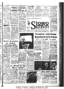 Słowo Ludu : organ Komitetu Wojewódzkiego Polskiej Zjednoczonej Partii Robotniczej, 1968, R.20, nr 222