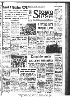 Słowo Ludu : organ Komitetu Wojewódzkiego Polskiej Zjednoczonej Partii Robotniczej, 1968, R.20, nr 243